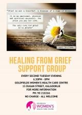 Healing from Grief & Loss Support Group