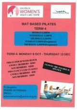 Mat Based Pilates